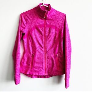 Hot Pink Lululemon Jacket